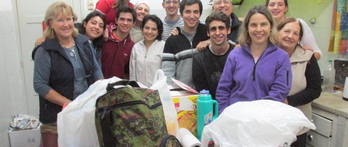 Retiro para jóvenes en Villa Cañás