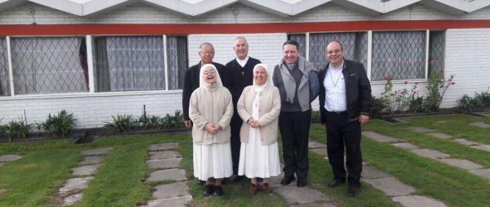 Misión en Bogotá